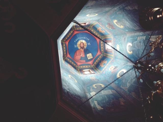 Manastirea Sfanta Ana Defileul Dunarii