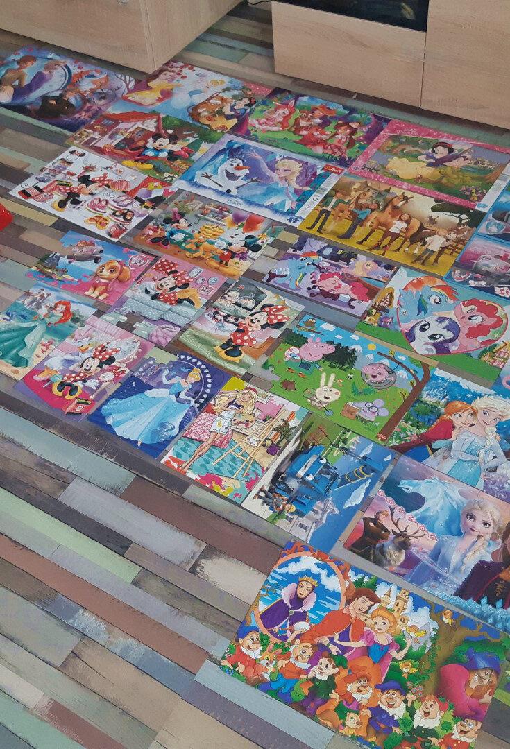 puzzle activitati copii
