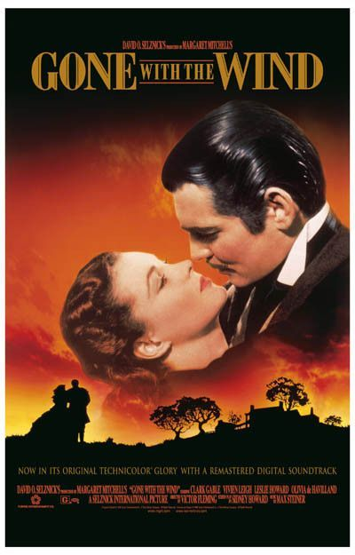 Gone with the wind recenzie