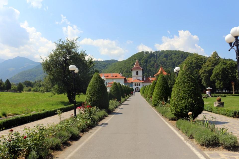 Manastirea Brancoveanu Sambata de Sus