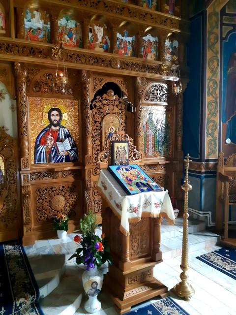 Manastirea Elena de la mare Costinesti